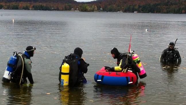 Adirondacks Diving