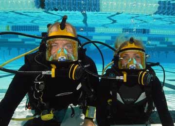 Aquatic World Full Face Mask Course