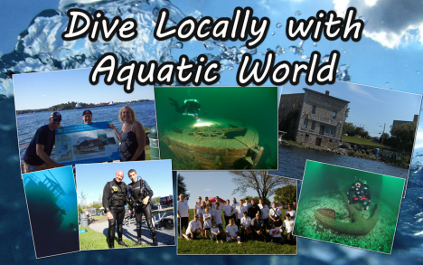 Aquatic World Local Diving